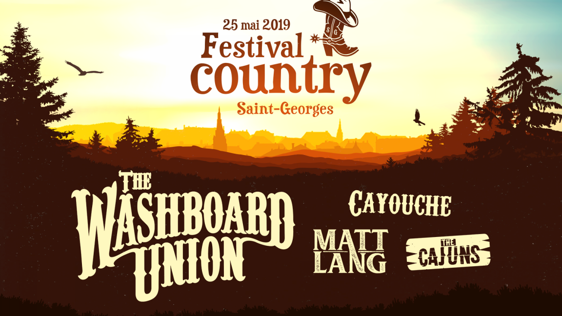 Festival Country Saint-Georges