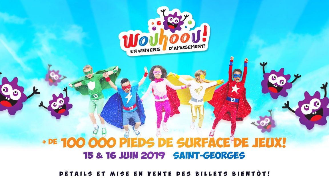 Wouhoou! - Un univers d'amusement