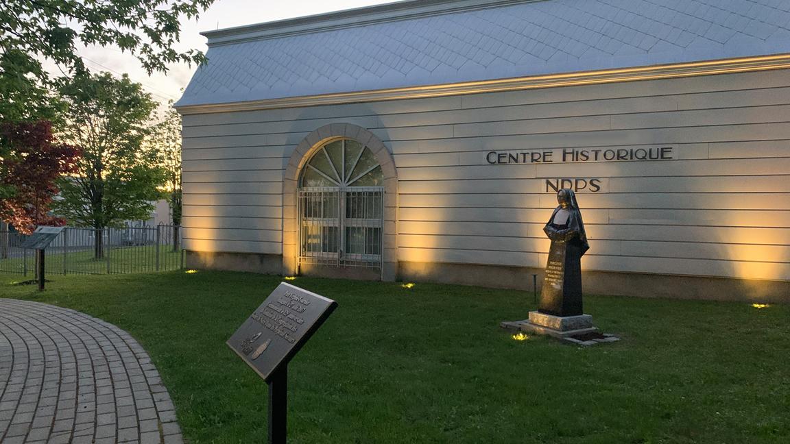 Centre historique NDPS - visite