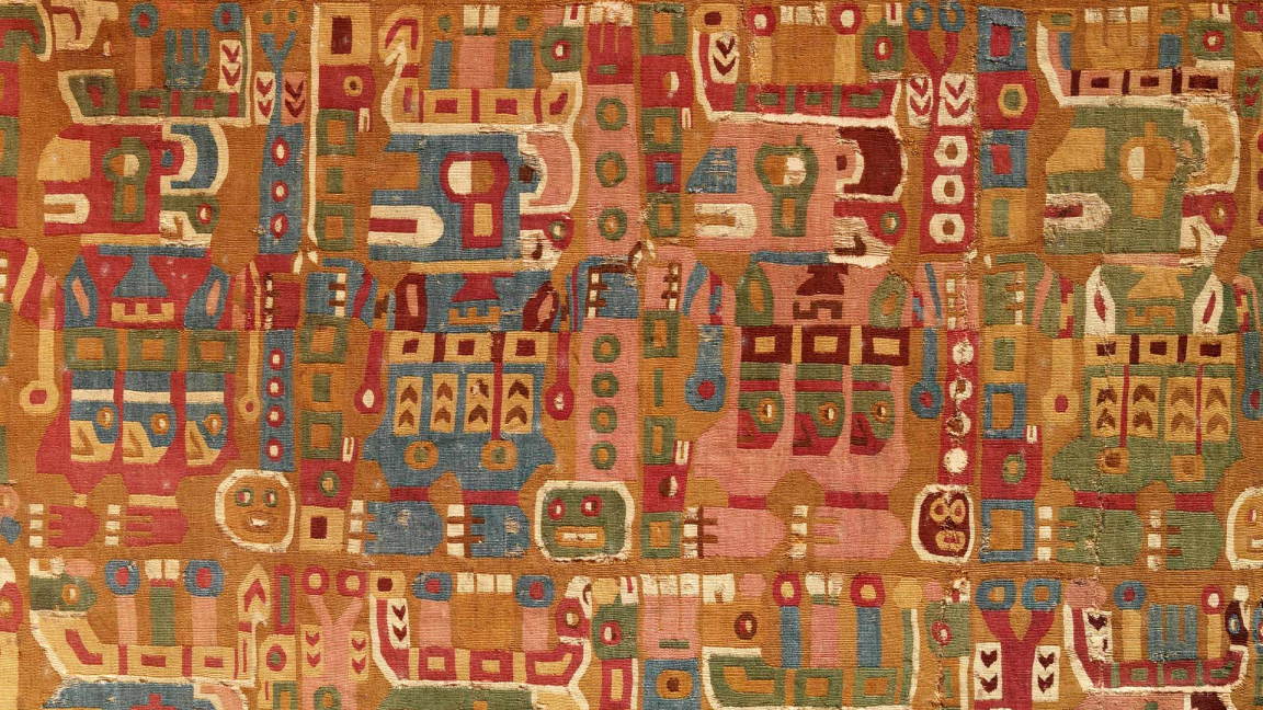 Lecture - Warps and wefts: About textiles and weavers from the Inca Empire