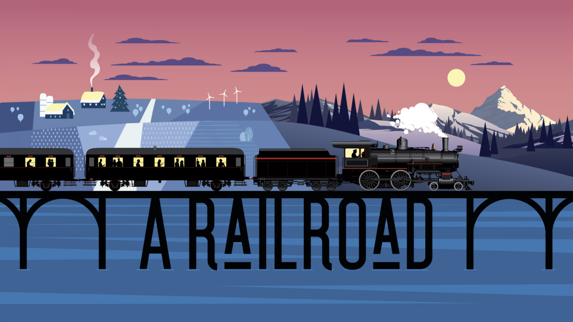 Virtual Guided Tour of the exhibition A Railroad to Dreams
