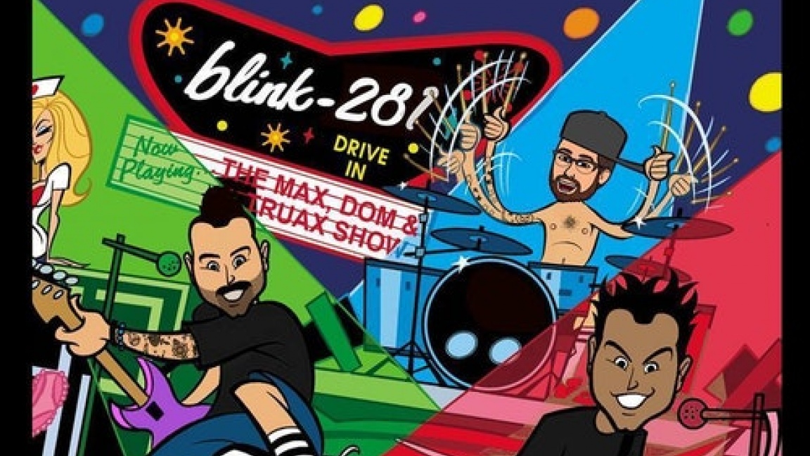 Hommage à Blink-182