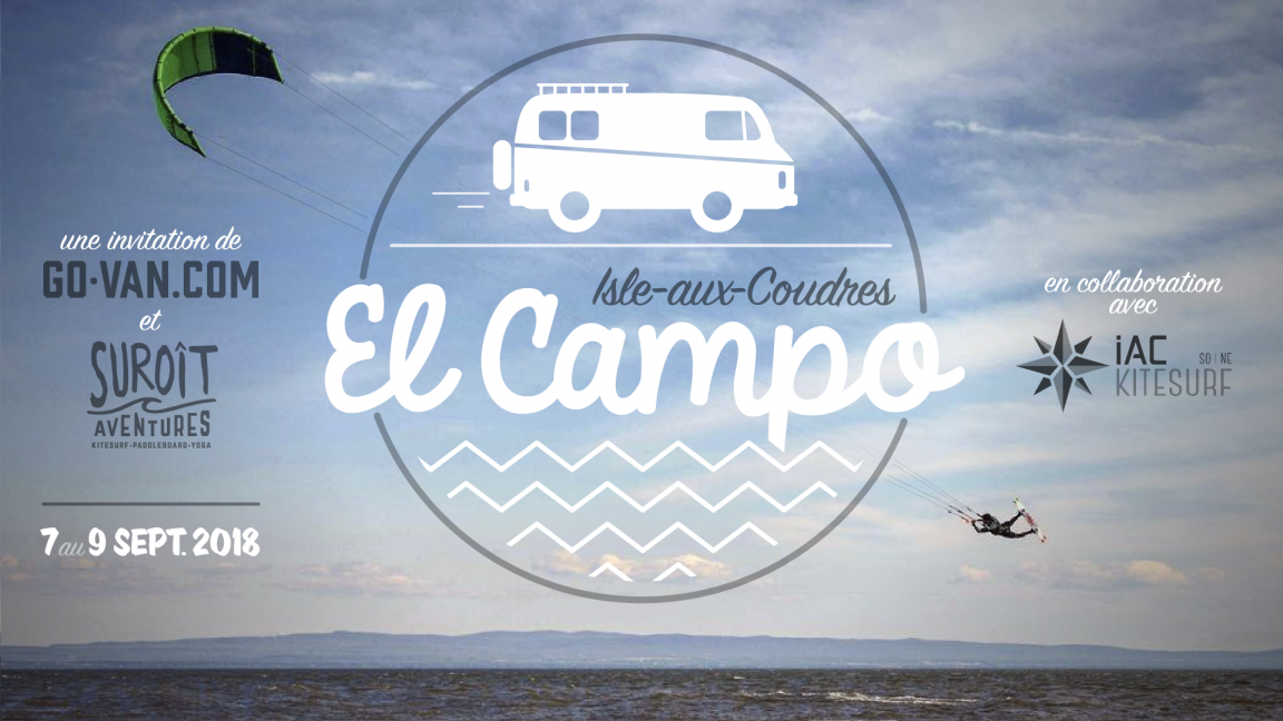 El Campo - Isle-Aux-Coudres (September 7-9)