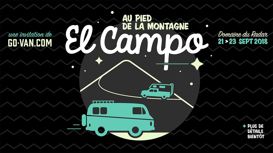 El Campo - Domaine du Radar (Sept 20-23rd)