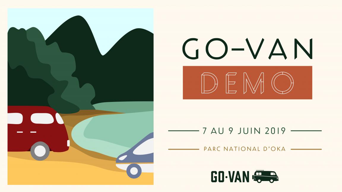 Go-Van Demo (June7-9)