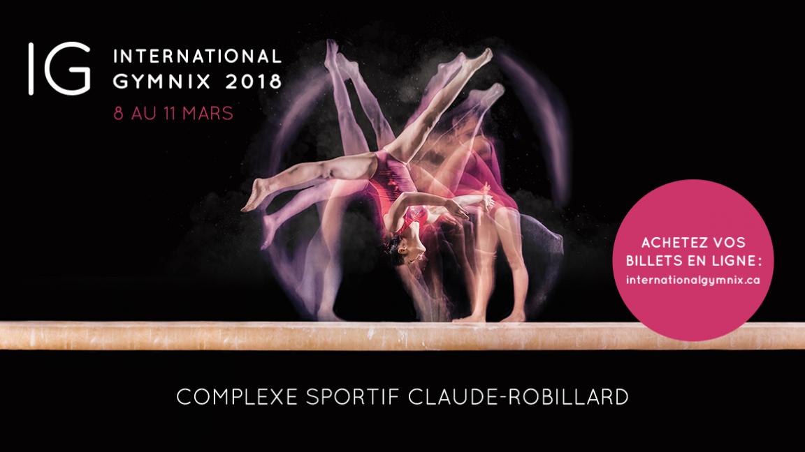 International Gymnix 2018