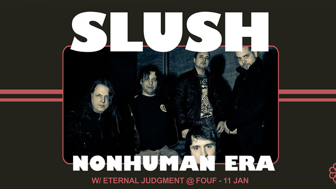SLUSH : NonHuman Era, Eternal judgment, The Flaying
