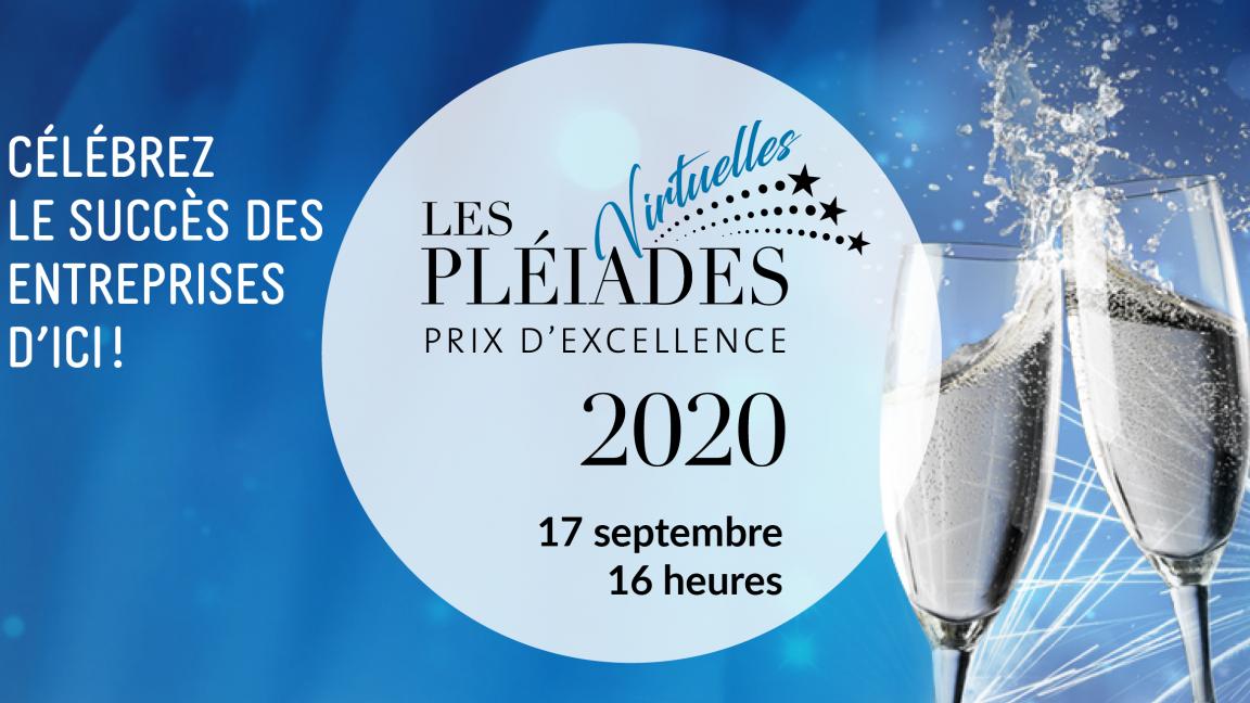 Gala Les Pléiades virtuelles 2020