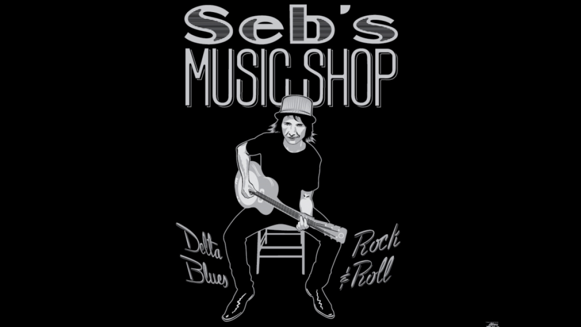 Seb's Music Shop
