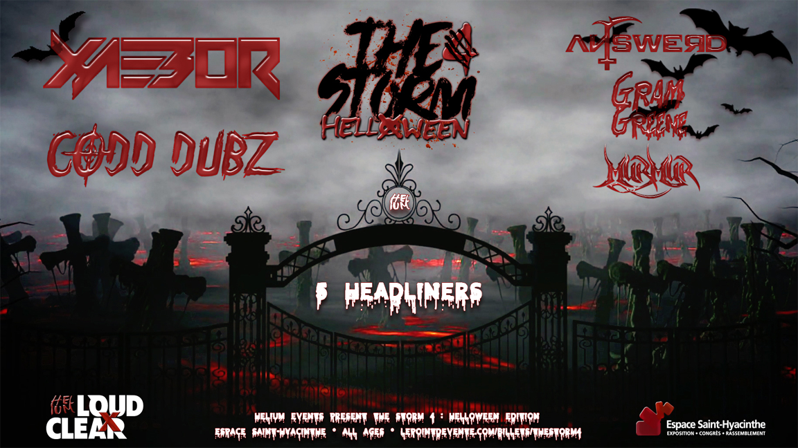 The STORM 4 : HELLØWEEN EDITION