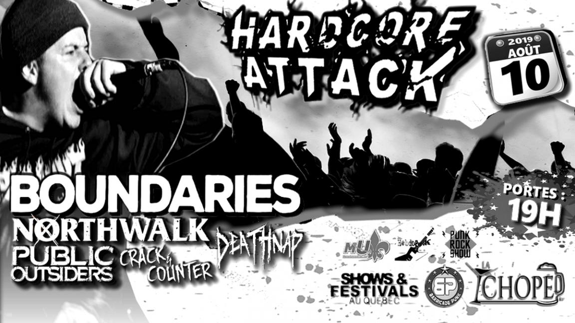 Hardcore Attack