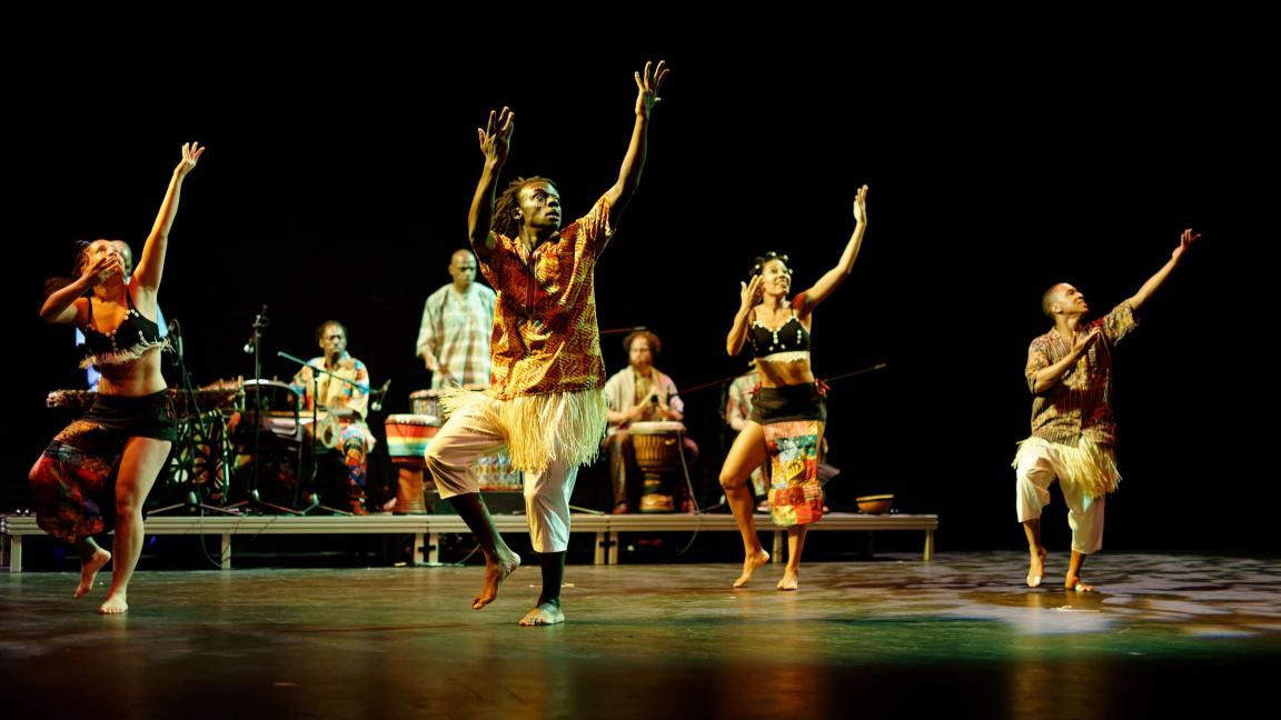 Lua Shayenne Dance Company