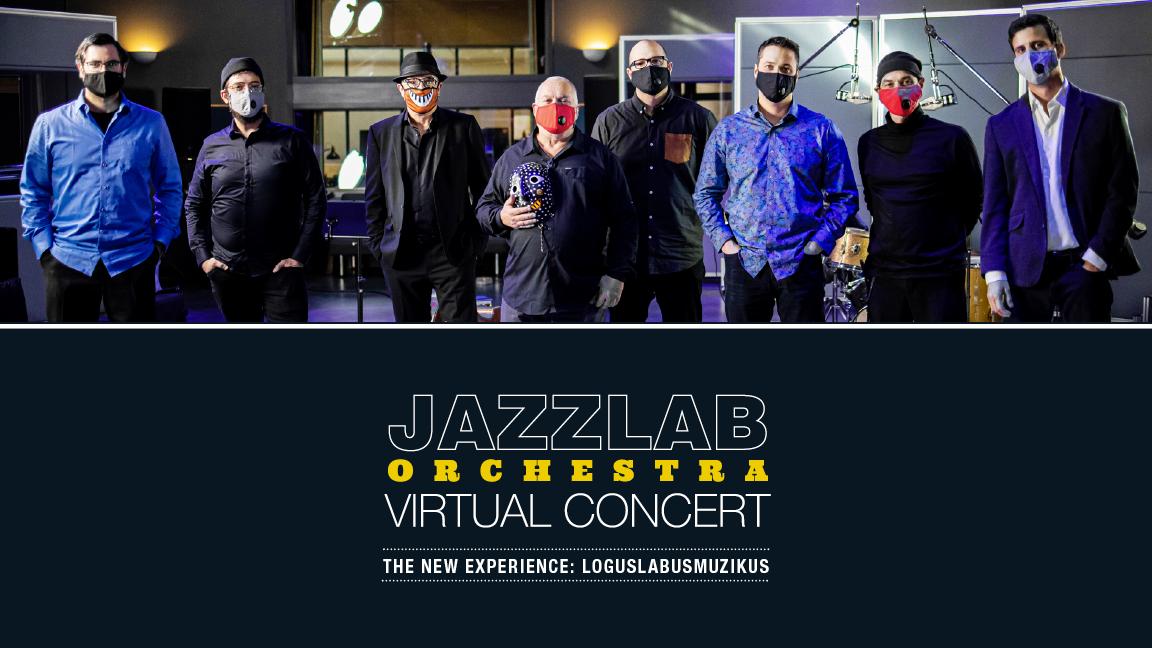 JazzLab Orchestra - Loguslabusmuzikus