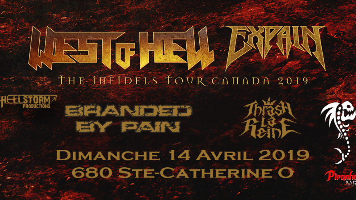 The Infidels Tour - Montreal