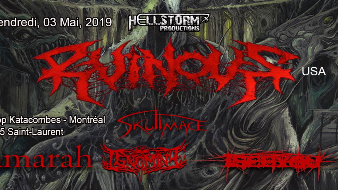 Ruinous USA - Montreal