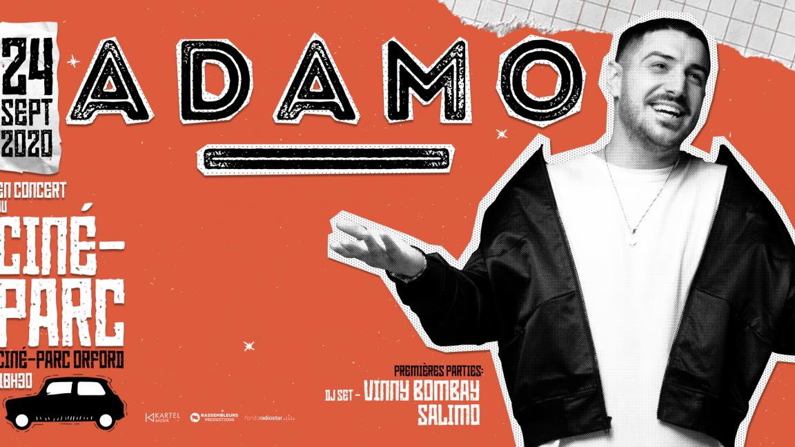 ADAMO EN CONCERT