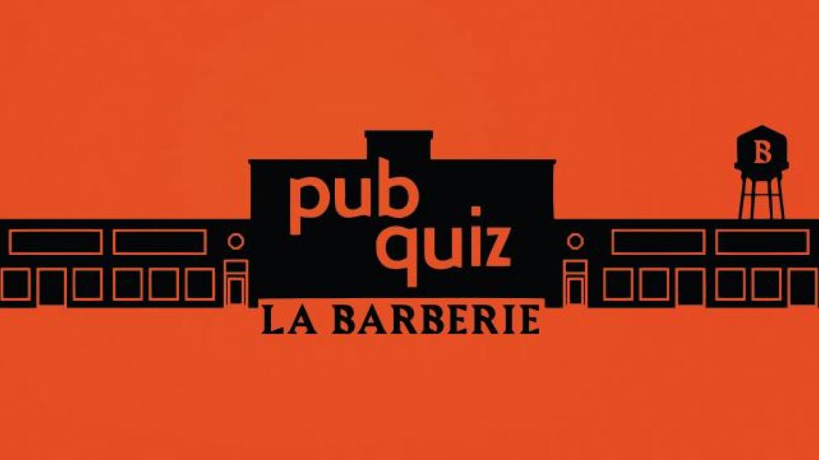 Pub Quiz La Barberie