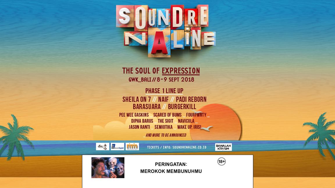Soundrenaline 2018