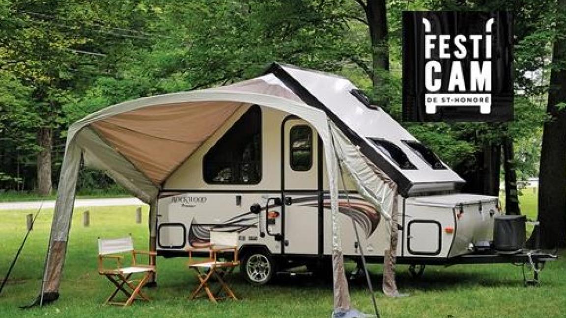 Terrain camping