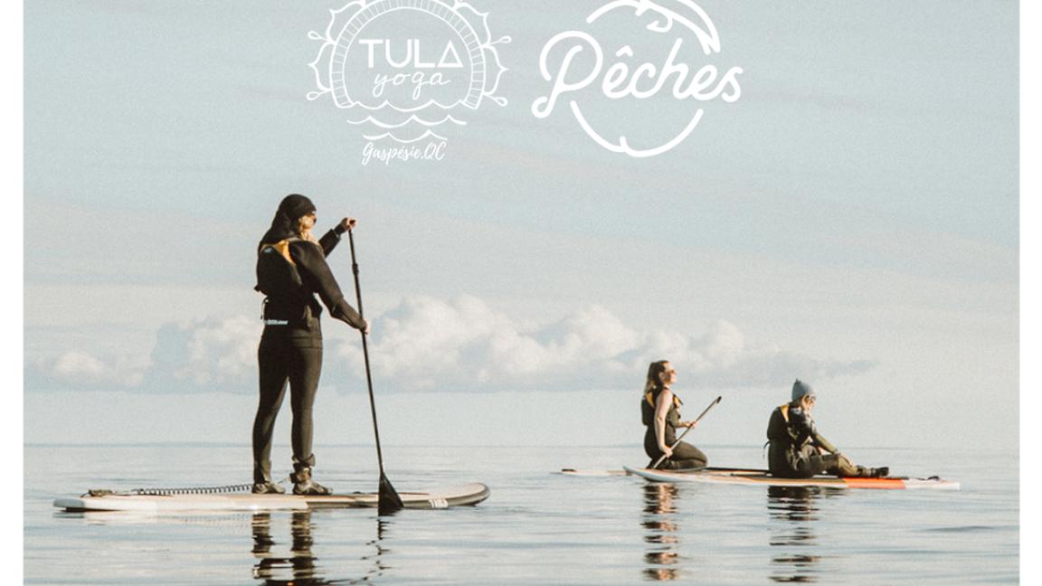 Expédition Pêche en Paddle board BAR FEST