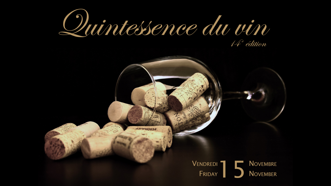 Quintessence du vin - 14th Edition