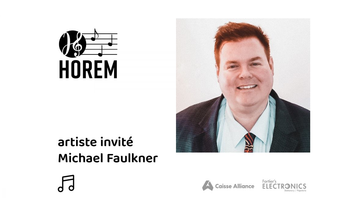 Virtual - HOREM Festival with Michael Faulkner