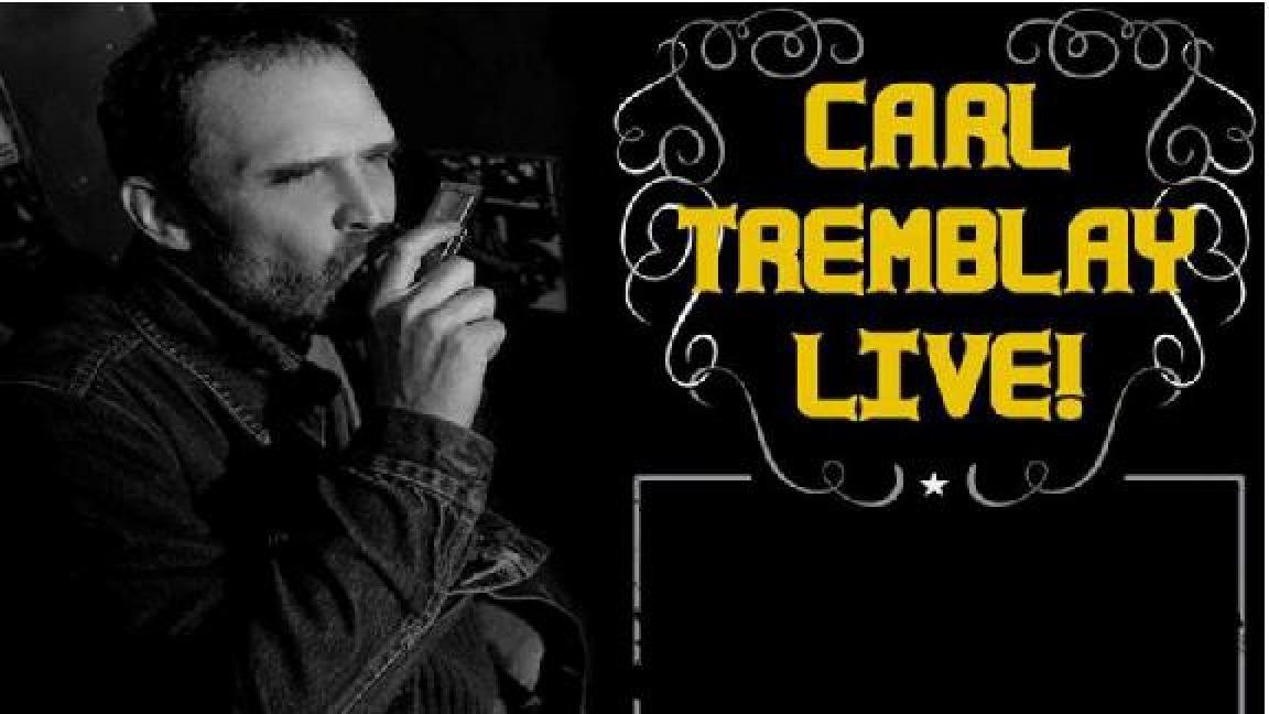 Carl Tremblay la légende de l'harmonica!