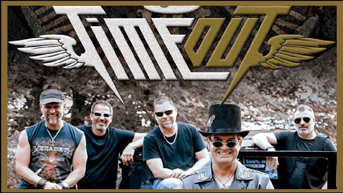 Timeout Hommage aux meilleures classiques du Rock!