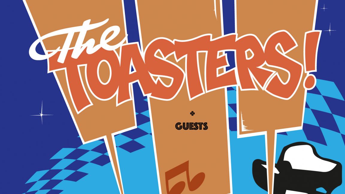 The Toasters à Montréal