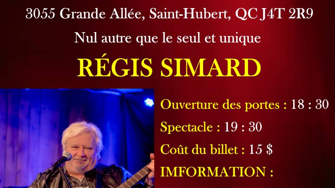 Régis Simard