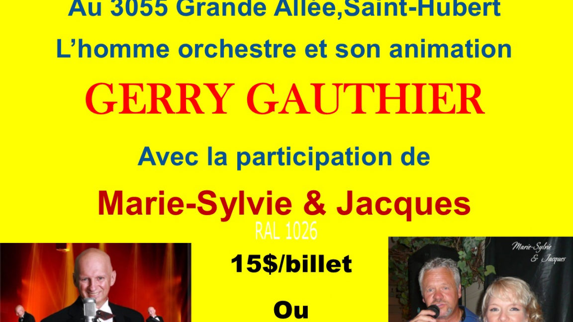 Gerry Gauthier