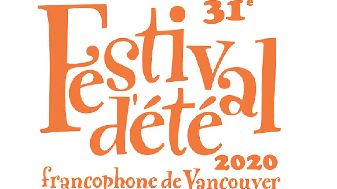 All events from Festival d'été francophone de Vancouver