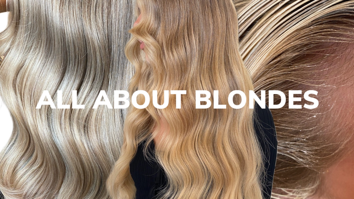 All about BLONDES @pinklablonde