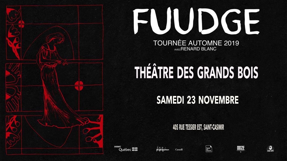 Fuudge + Renard Blanc