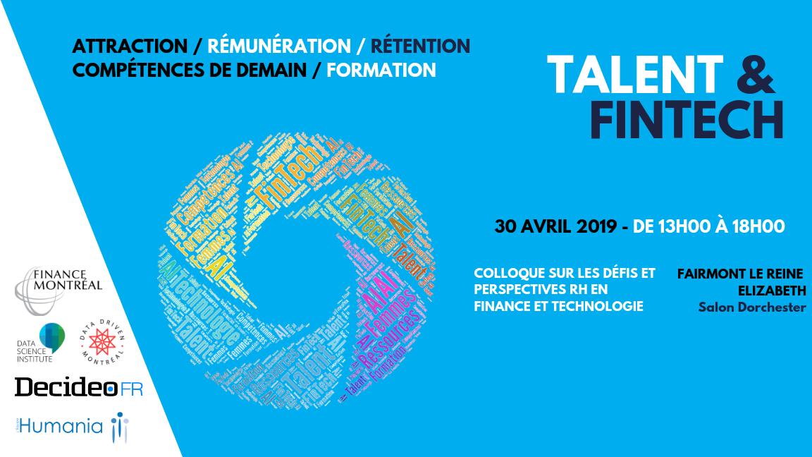 Talent et FinTech
