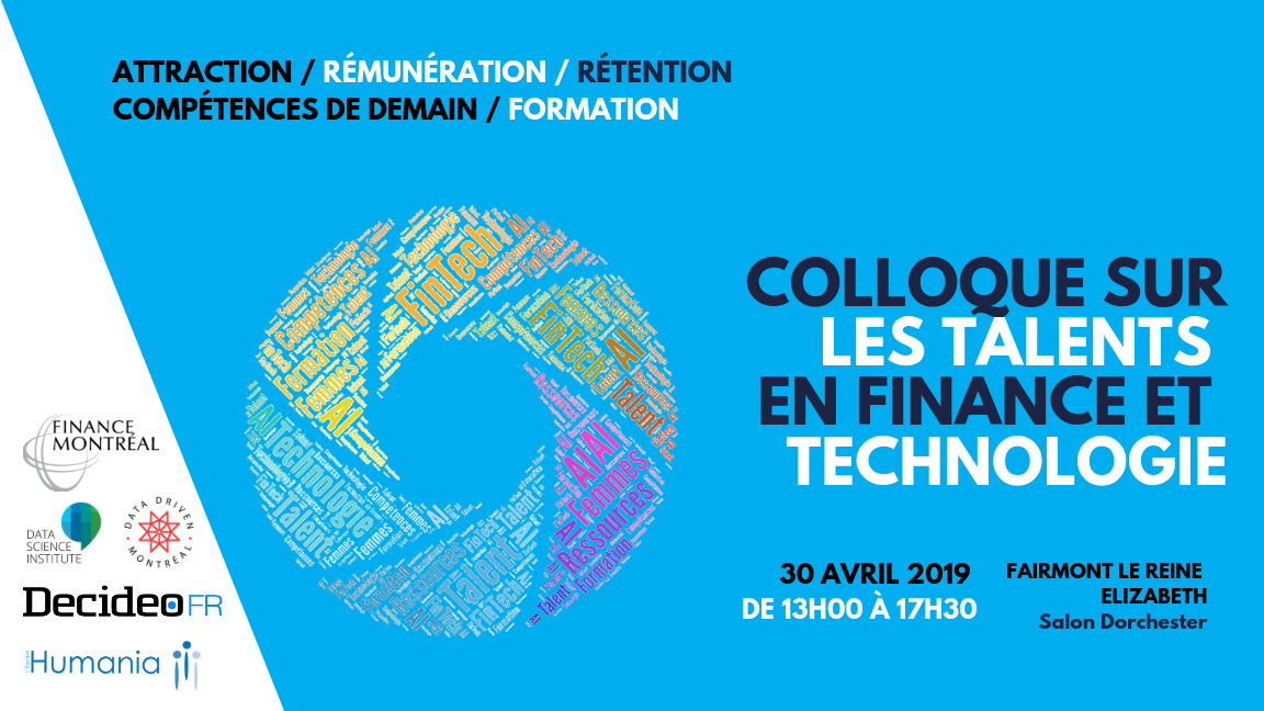 Colloque sur les Talents en Finance et Technologie