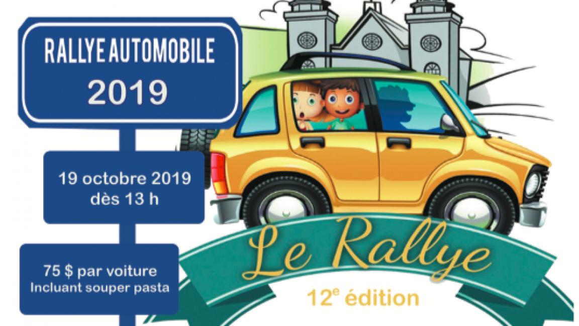 Rallye automobile du Club Rotary
