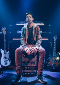 Indie Montreal presents Grieves – September 26th 2017 – La Sala Rossa, Montréal, QC