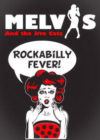 Melvis & The Jive Cats