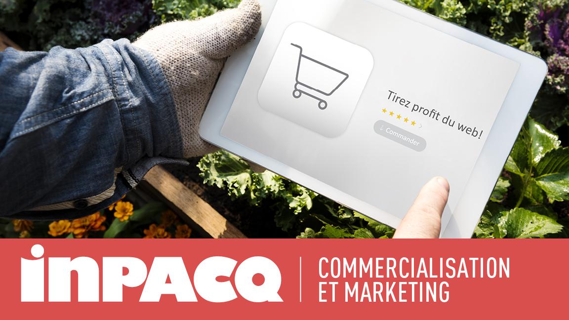 INPACQ Commercialisation et marketing