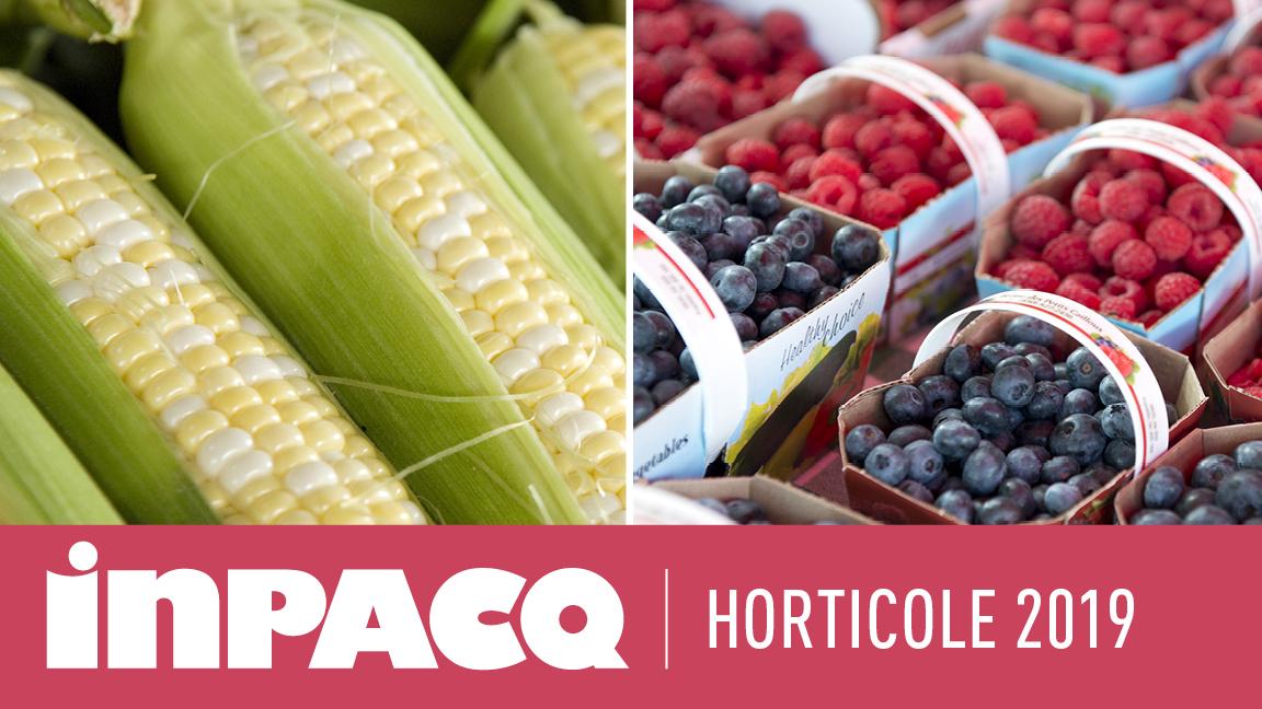 Journée INPACQ horticole 2019