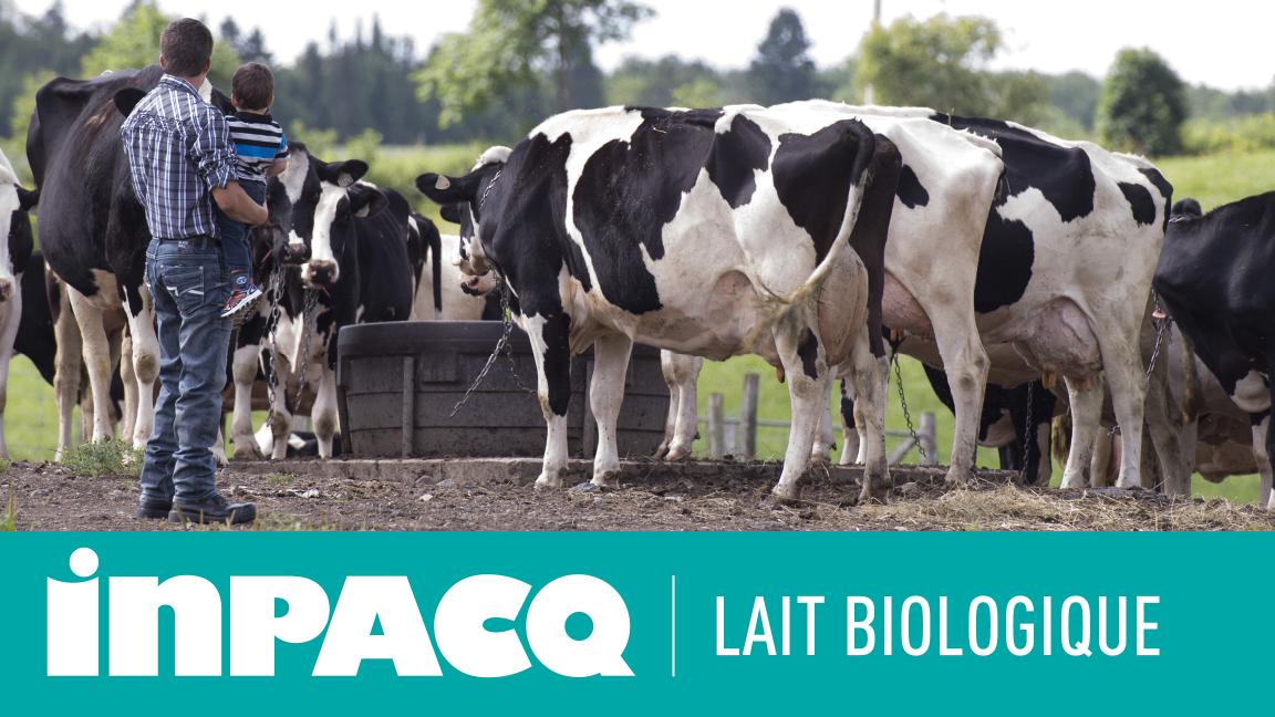 INPACQ Lait biologique
