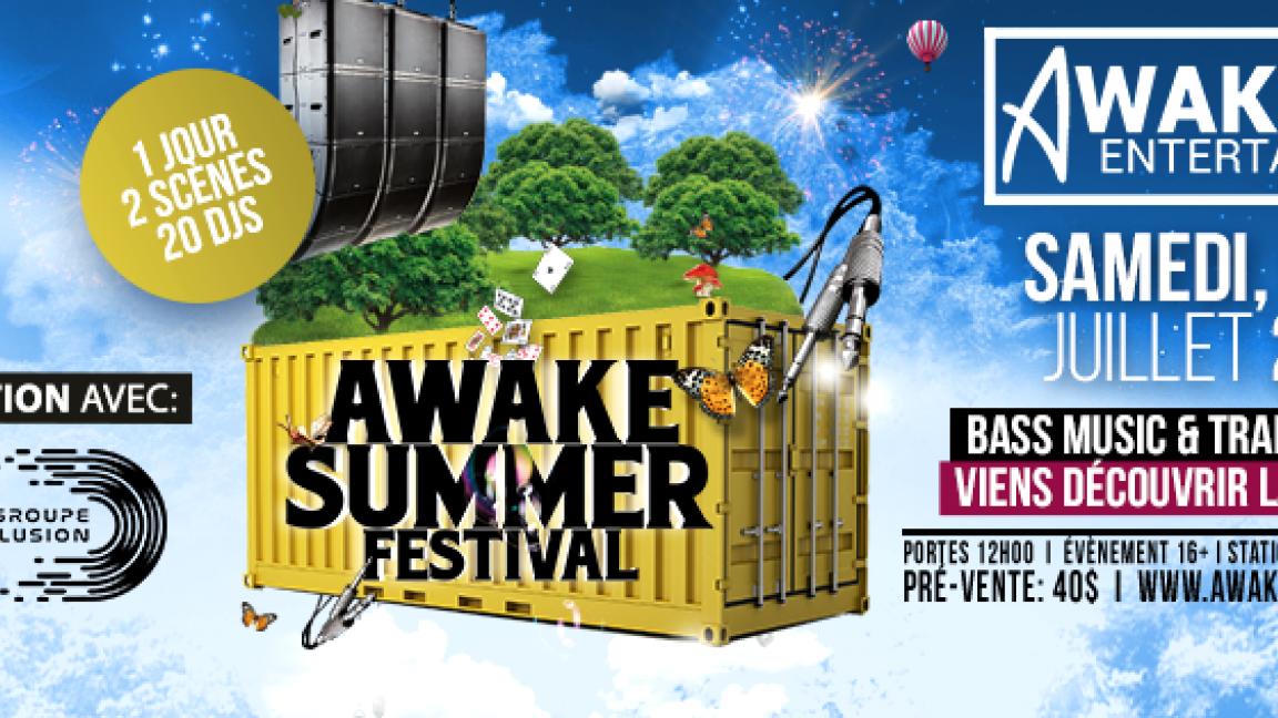 AWAKE Summer Festival