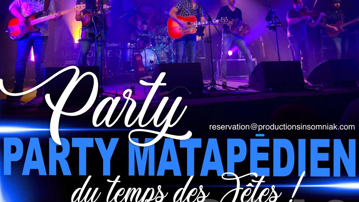 Party matapédien