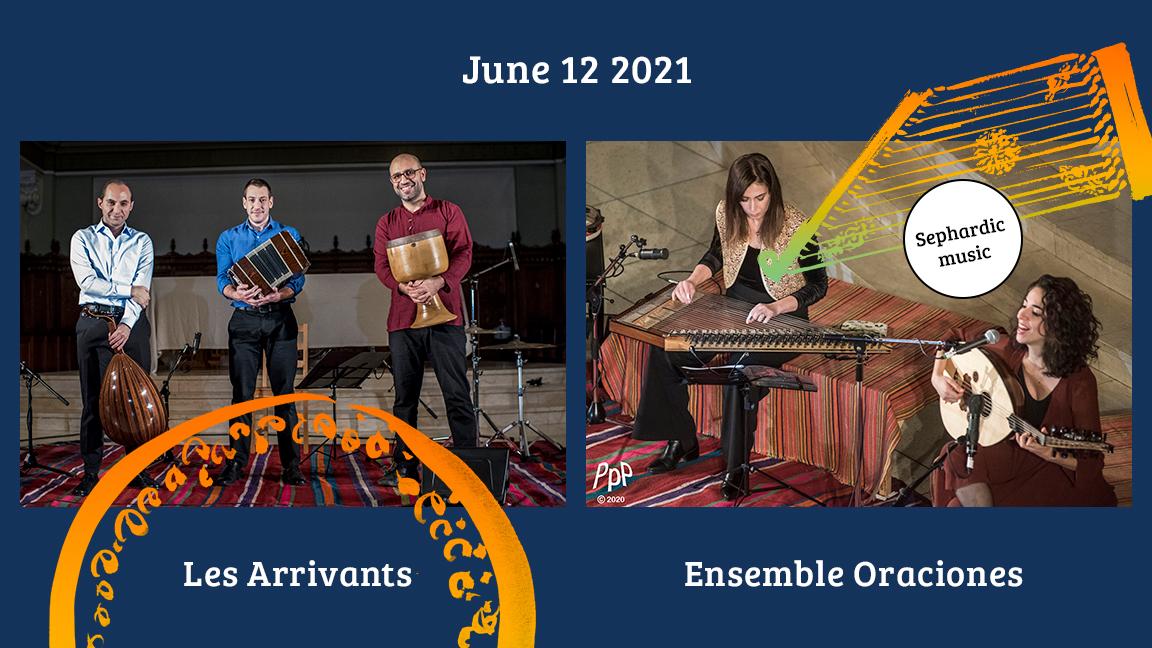 Les Arrivants & Ensemble Oraciones