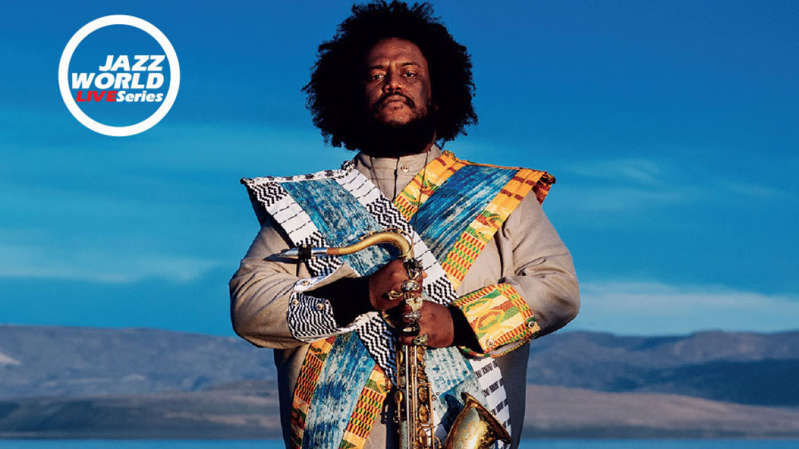JWLS: Kamasi Washington
