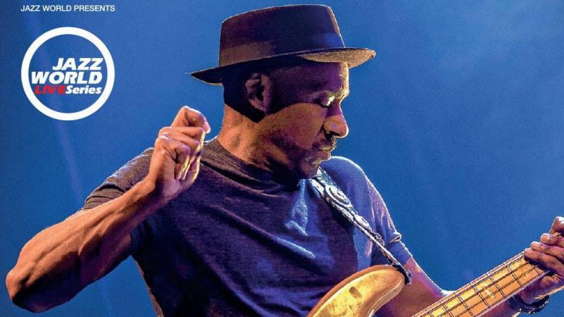 JWLS: Marcus Miller Laid Black Tour 2019