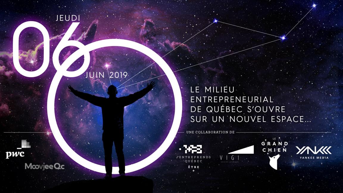 Lancement de l'espace J'entreprends Québec