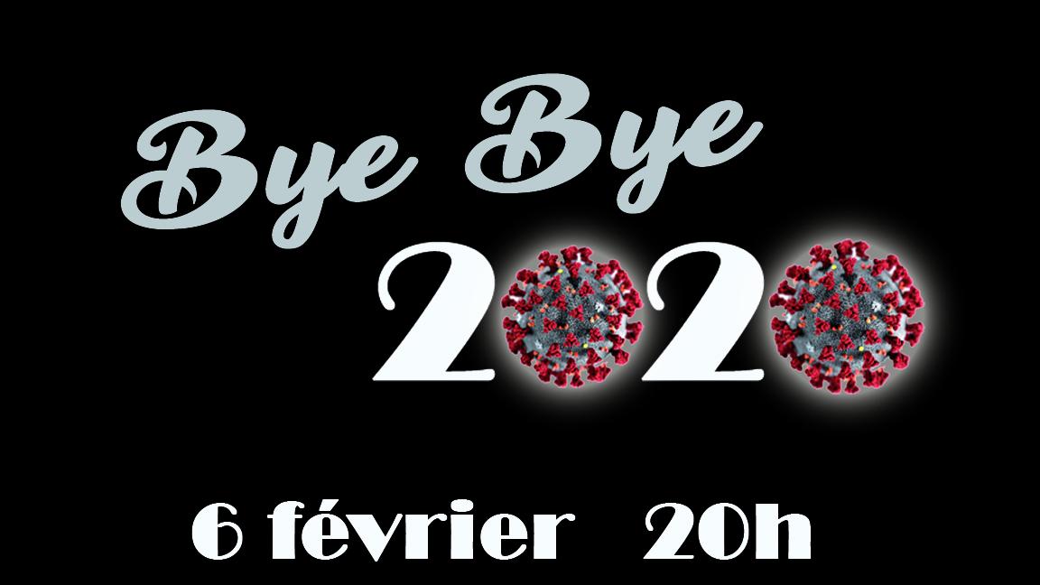 BYE BYE 2020