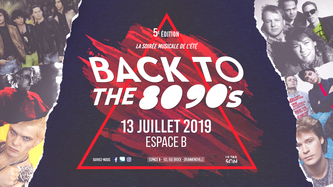 Back to the 80/90s 5e édition